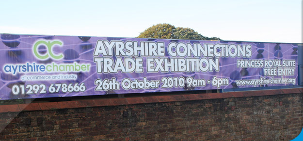 Banners Ayrshire